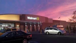 WalmartSunset